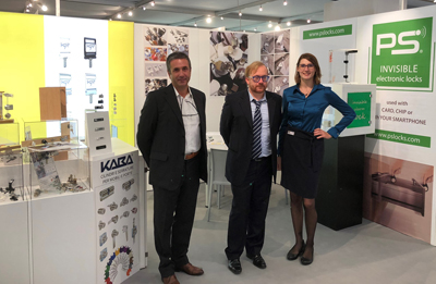 SICAM Pordenone Italy 16-19. October 2018 Hall: 4  Stand: B29>